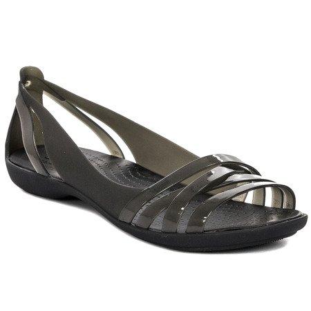 sprzedaż online szczegółowe obrazy szczegóły dla Crocs 204912-060 Black Sandals