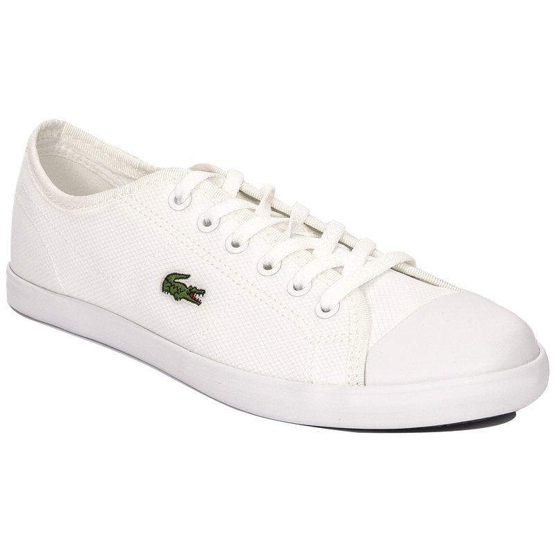 100% najwyższej jakości klasyczny najlepszy design Lacoste Ziane Sneaker 119 1 CFA WHT-WHT White Sneakers