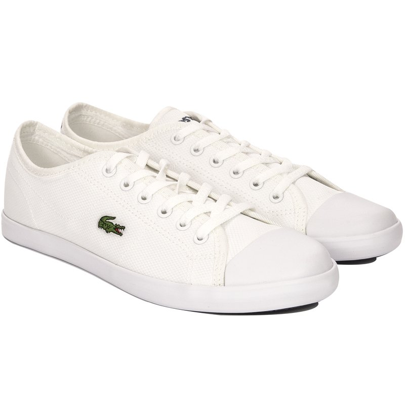 0f79d88443b92 Lacoste Ziane Sneaker 119 1 CFA WHT-WHT White Sneakers - Lacoste ...