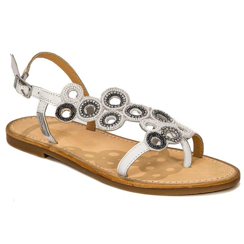 przed Sprzedaż sekcja specjalna sprzedaje Les Tropeziennes 12281 Oups Blanc Sandals