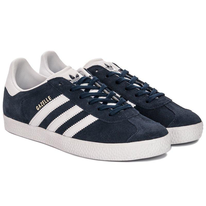 J White Sneakers Gazelle Blue By9144 Adidas Navy mP8wyNn0Ov