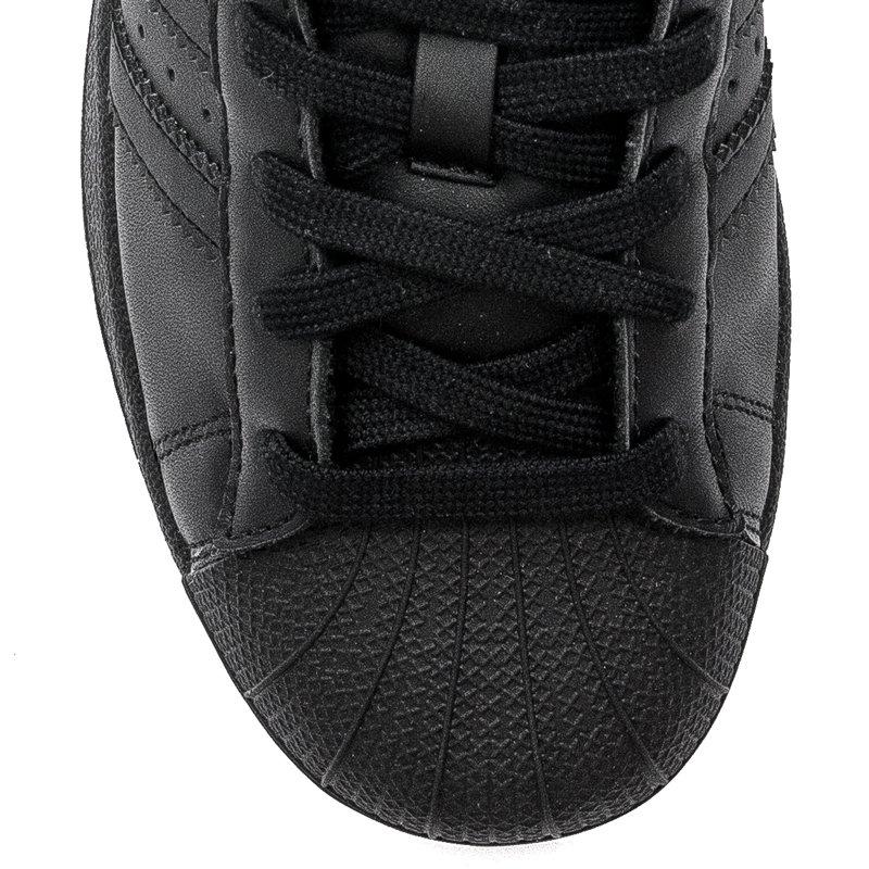pretty nice c61f3 f0665 Adidas Superstar Foundation AF5666 Black Sneakers
