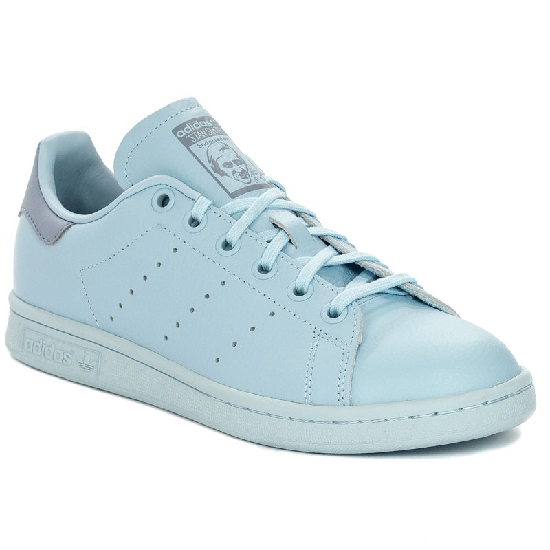 quality design 708e7 22e20 Adidas Stan Smith J BY9983 Blue Sneakers