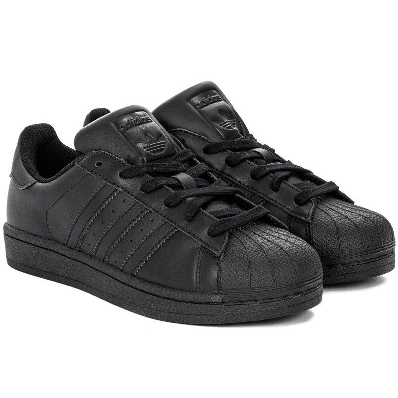 adidas superstar foundation noir et rouge