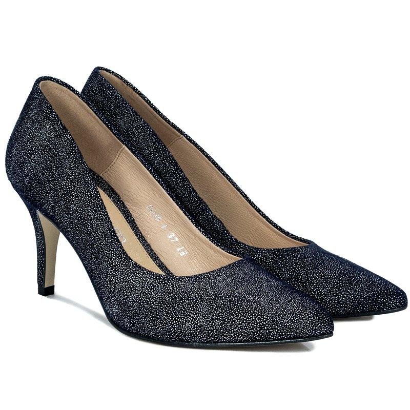 9b6422c0382 Baldaccini 903000-R Granat Navy Blue Stilettos