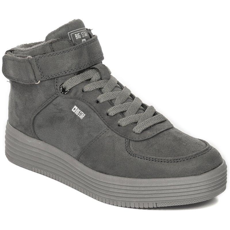 Big Star BB274645 Gray Sneakers