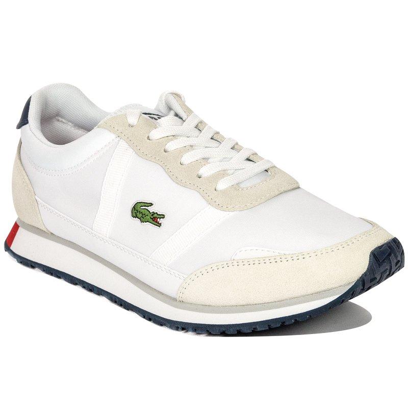 a2fd81ed29d10 Lacoste Partner 119 4 SFA White Sneakers - Lacoste - Obuwie damskie ...