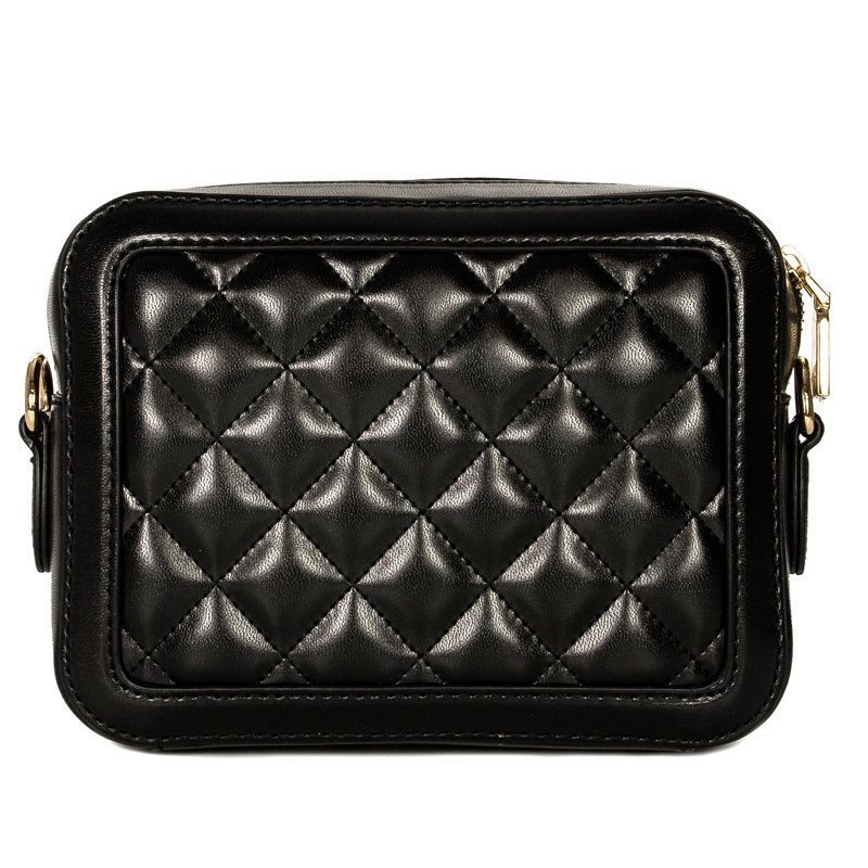 135b7b6768d27 Love Moschino JC4004PP17LA0000 Black Handbag - Love Moschino - Torby ...