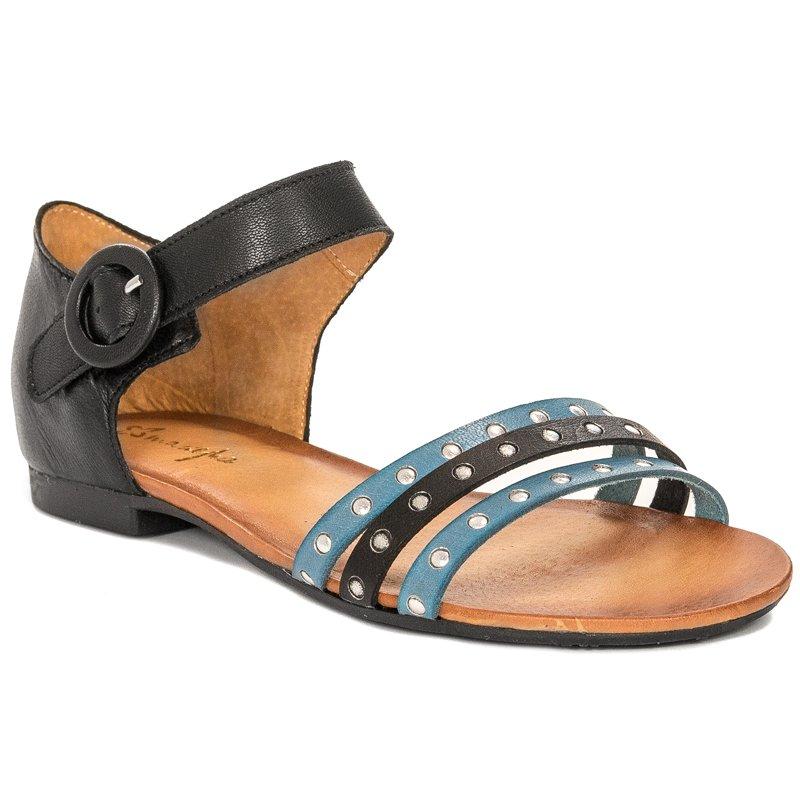 da4b5c43344f Maciejka 01946-06-00-5 Black Sandals - Maciejka - Obuwie damskie ...