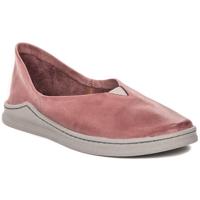 najlepsza moda gorąca sprzedaż online tani Maciejka 04078-15-00-0 Pink Flat Shoes