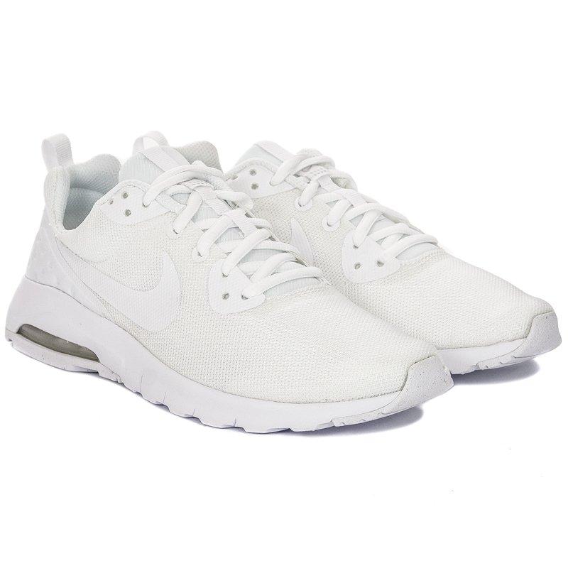 nike air white sneakers