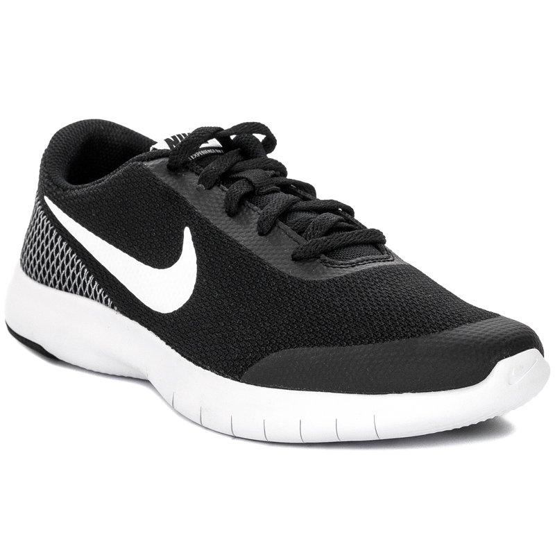 sprzedaż usa online Los Angeles świetna jakość Nike Flex Experience RN7 943284-001 Black Sneakers