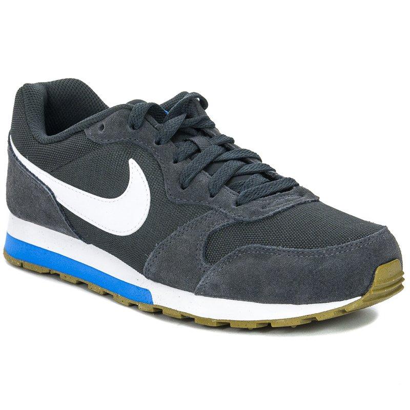 7962b4aebac Nike MD Runner 2 807316-007 Graphite Sneakers - Nike - Obuwie ...