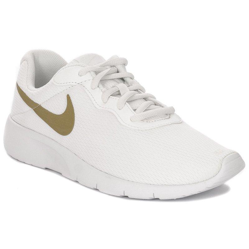 jak kupić duża zniżka w magazynie Nike Tanjun 818381-100 White Sneakers