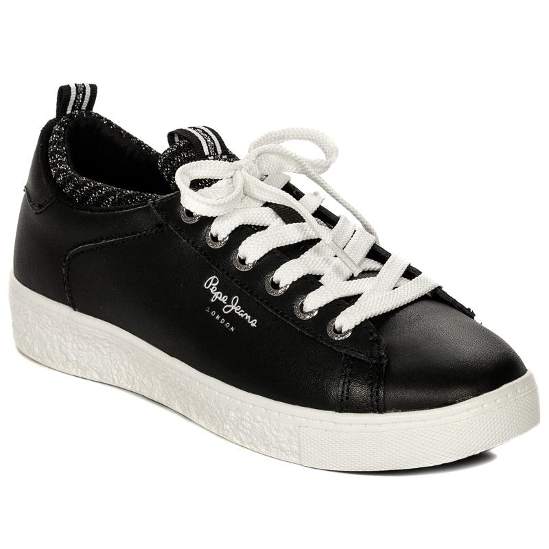 Pepe Jeans PLS30780-999 Black Sneakers