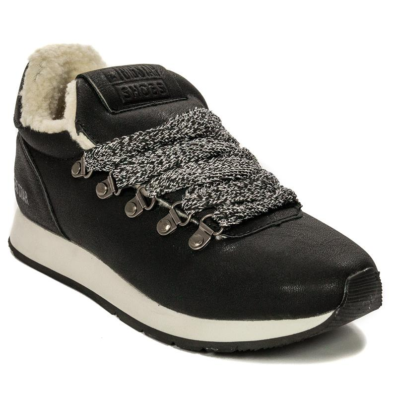 b85a4d1a31d2b Big Star BB274259 Black Sneakers - Big Star - Obuwie damskie Półbuty ...