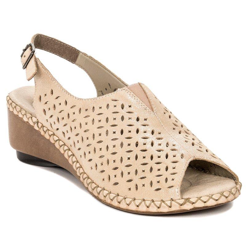 cd2c21eef0170 Rieker 66185-31 Rosa Pink Sandals - Rieker - Obuwie damskie Sandały ...