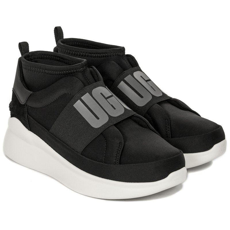 f3d1875a0b4 UGG 1095097 NEUTRA BLACK Sneakers