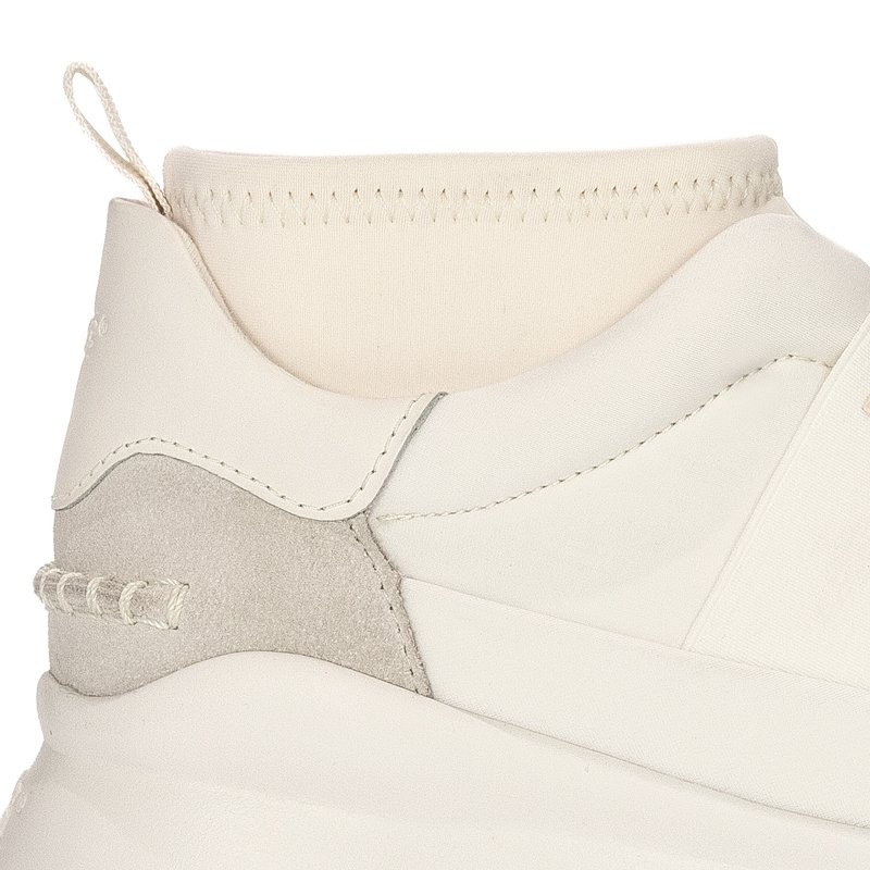 8792e56013f UGG 1095097 NEUTRA COCONUT MILK White Sneakers