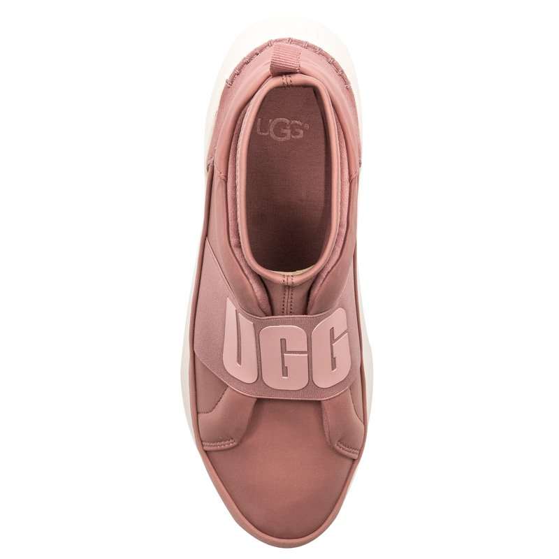 b82c9889955 UGG 1095097 NEUTRA PINK DAWN Pink Sneakers