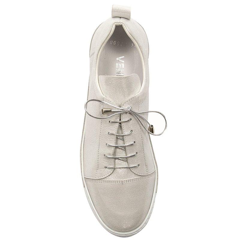 446cc6859efe3 Venezia Orio 00022 White Flat Shoes - Venezia - Obuwie damskie ...