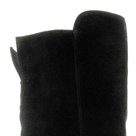 Baldaccini 1351000-301 Black Knee-high Boots