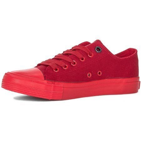 Big Star AA274007 Red Trainers