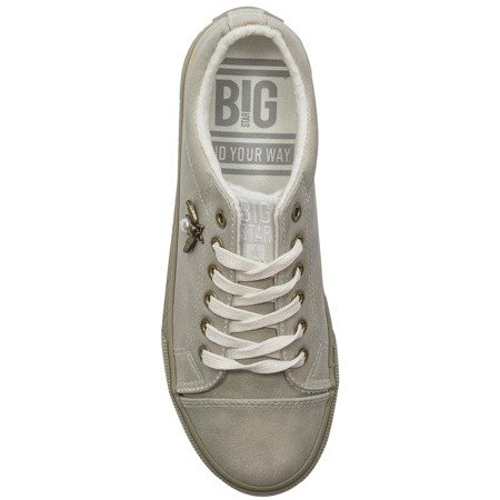 Big Star BB274062 Gray Trainers