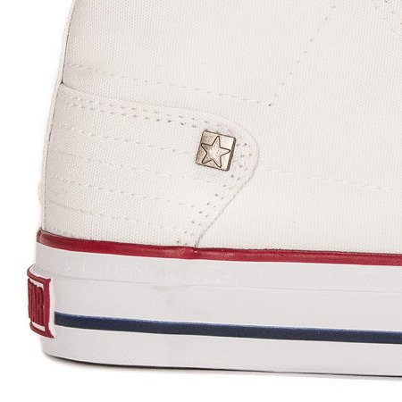 Big Star DD274332 White Trainers