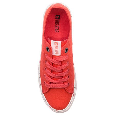 Big Star DD274709 Red Trainers