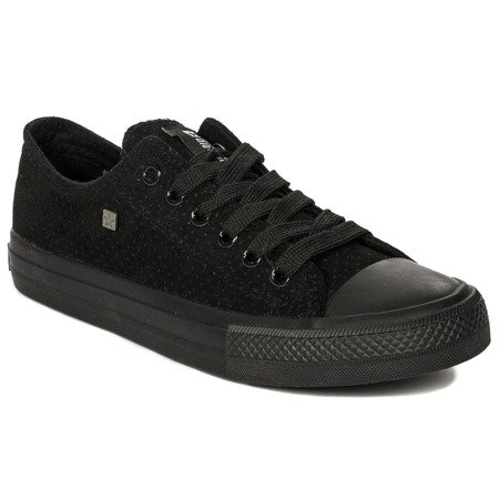 Big Star DD274831 Black Trainers