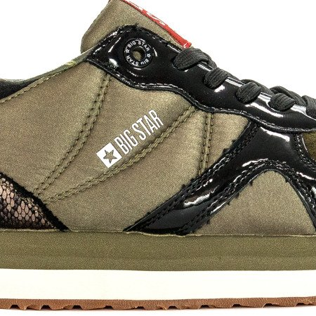 Big Star EE274722 Khaki Sneakers