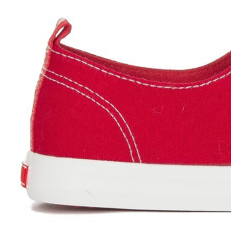 Big Star FF274089 Red Trainers