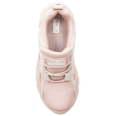 Big Star GG274637 Pink Sneakers