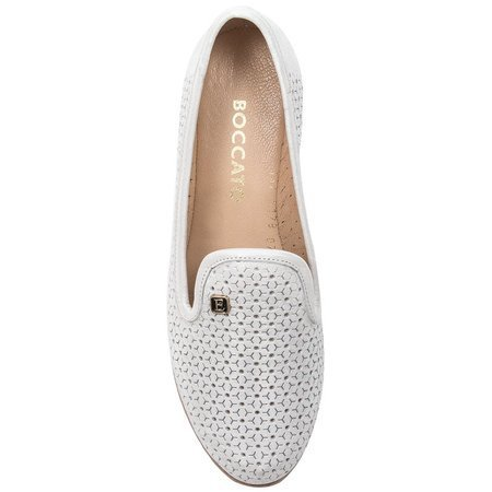 Boccato 137 5178 07 Grey Flat Shoes