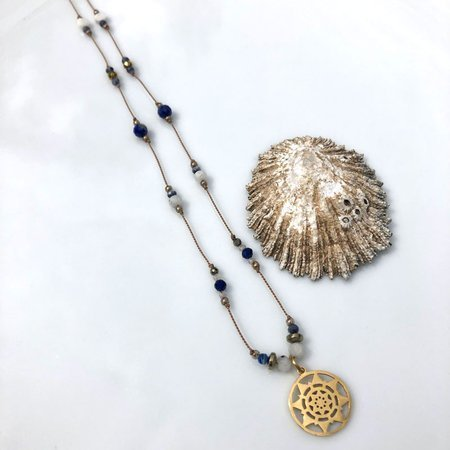 DOTS Jewelry Necklace Jeans Sun 17
