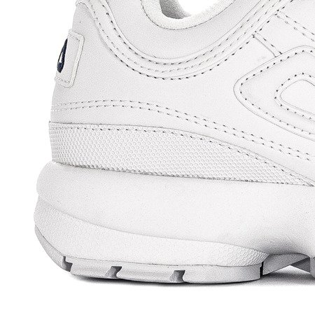 Fila 1010302.1FG White Sneakers