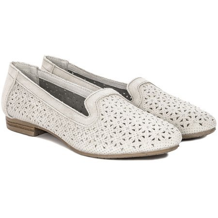 Filippo DP1256-20 Grey Ballerina