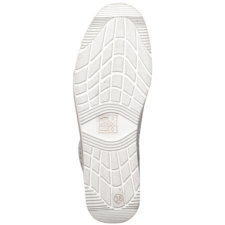 Filippo DP1400-20 Silver Flat Shoes