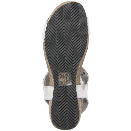 Filippo DS1271-20 Silver Sandals