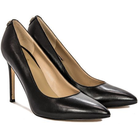 Guess FL5CRW LEA08 BLACK Stilettos