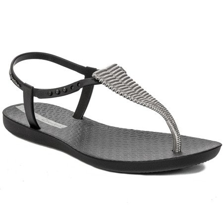 Ipanema 82862-20728 Black/Silver Sandals