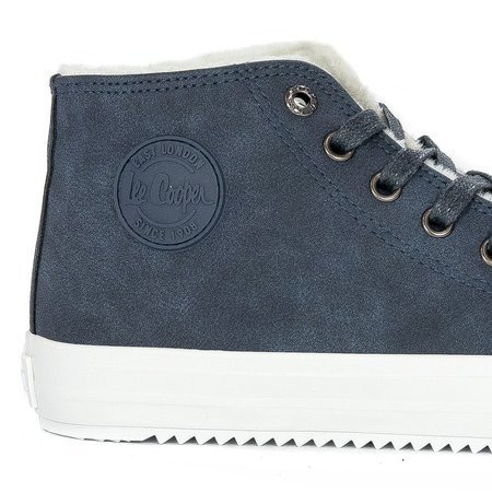 Lee Cooper LCJL-20-31-012 Navy Trainers