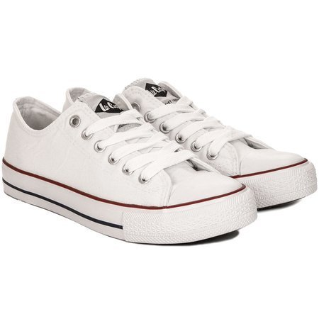 Lee Cooper LCWL 20 31 031 White Trainers