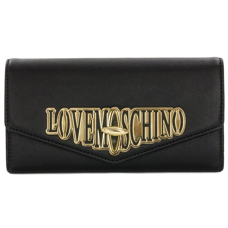 Love Moschino JC5608PP18LF0000 Nero Black Wallets