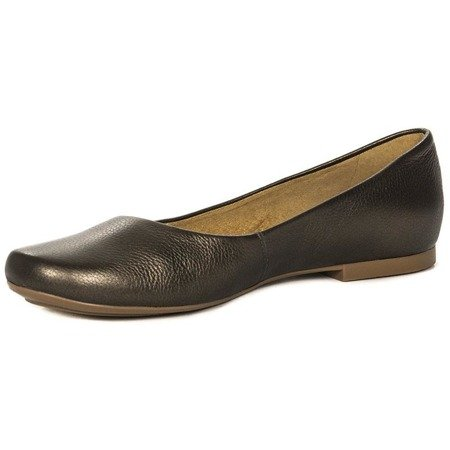 Maciejka 00903-40-00-5 Brown Metallic Ballerina