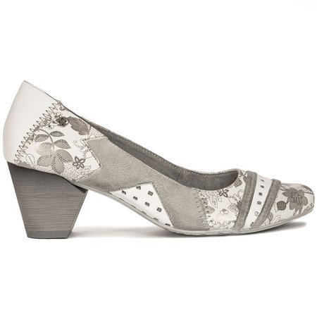Maciejka 04443-13-00-5 Grey Pumps