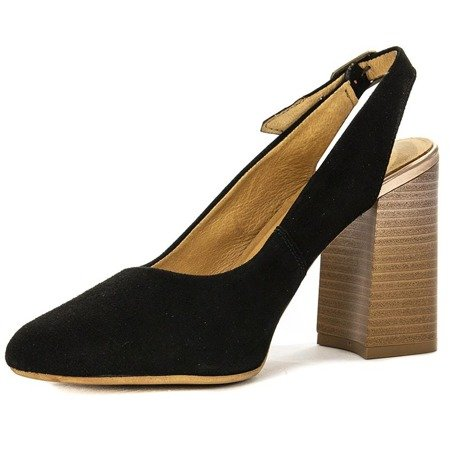 Maciejka 3506A-01-00-1 Black Pumps