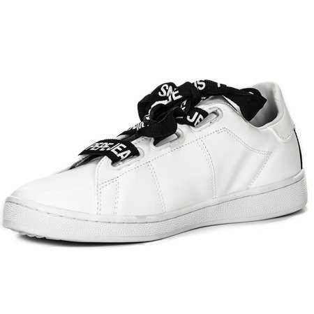Pepe Jeans PLS30735 800 White Sneakers
