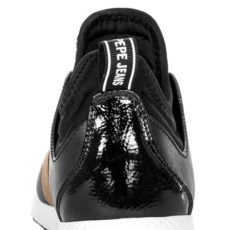 Pepe Jeans PLS30741-999 Black Sneakers